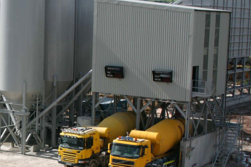 Wet Batching Plant
